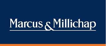 Logo for Marcus & Millichap